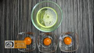 Cloud Eggs recipe, how to make Cloud Eggs step 1