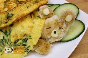 Bear omelette recipe, how to make Bear omelette step 6