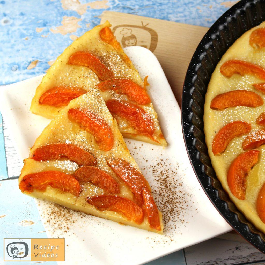 Apricot Pie recipe, prepping Apricot Pie step 6