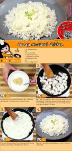 Honey mustard chicken recipe with video