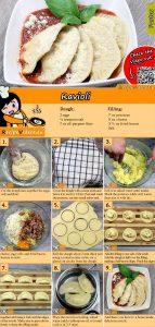 Ravioli recipe with video