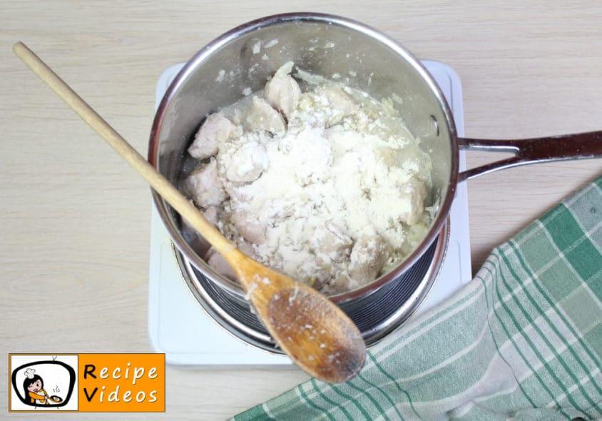 Cholent recipe, how to make Cholent step 5