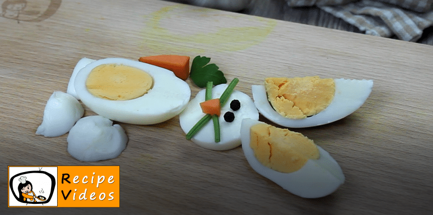 Creative Easter breakfast recipe, how to make Creative Easter breakfast step 11