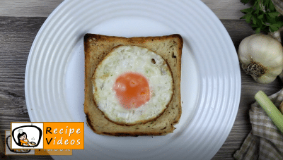 Creative Easter breakfast recipe, how to make Creative Easter breakfast step 1