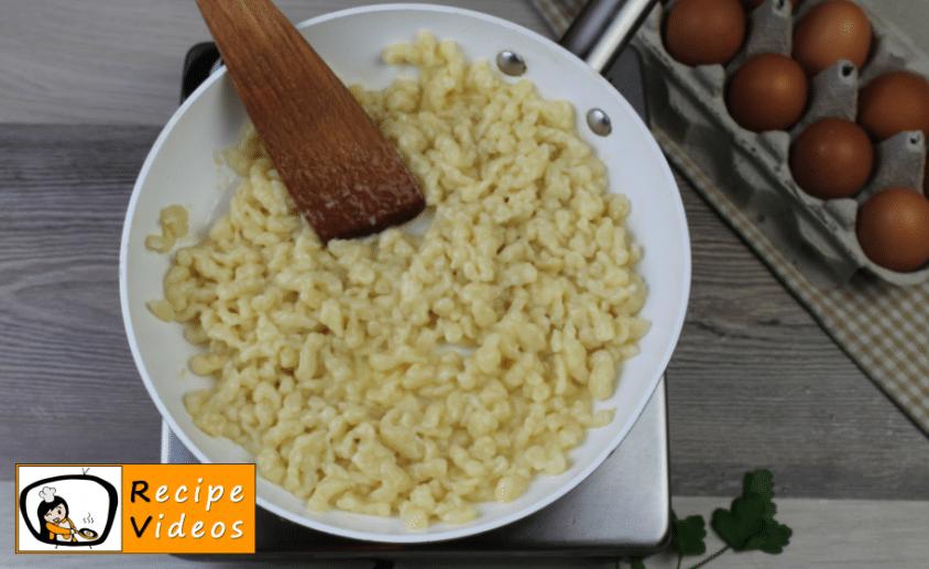 Egg noodles recipe, how to make Egg noodles step 5