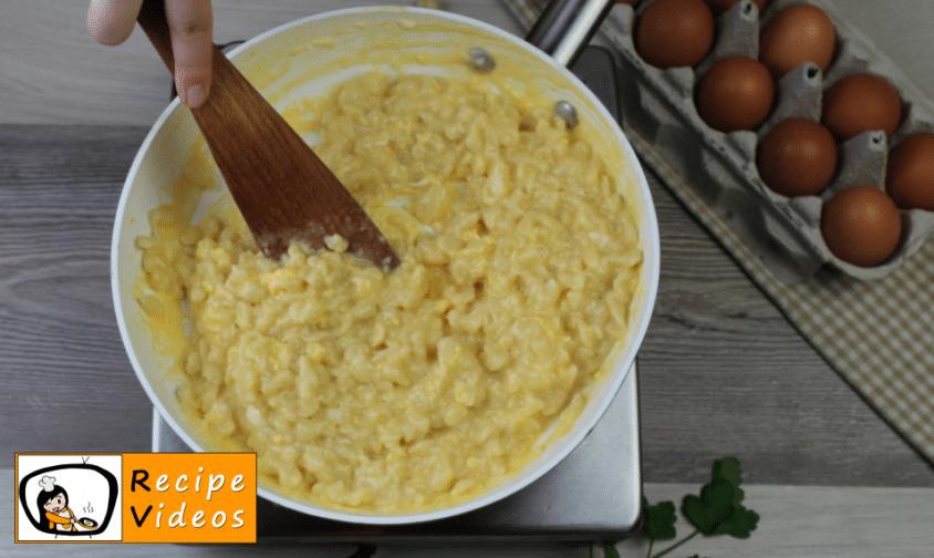 Egg noodles recipe, how to make Egg noodles step 6