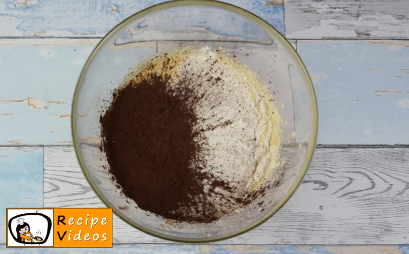 Goosefoot cake recipe, prepping Goosefoot cake step 2