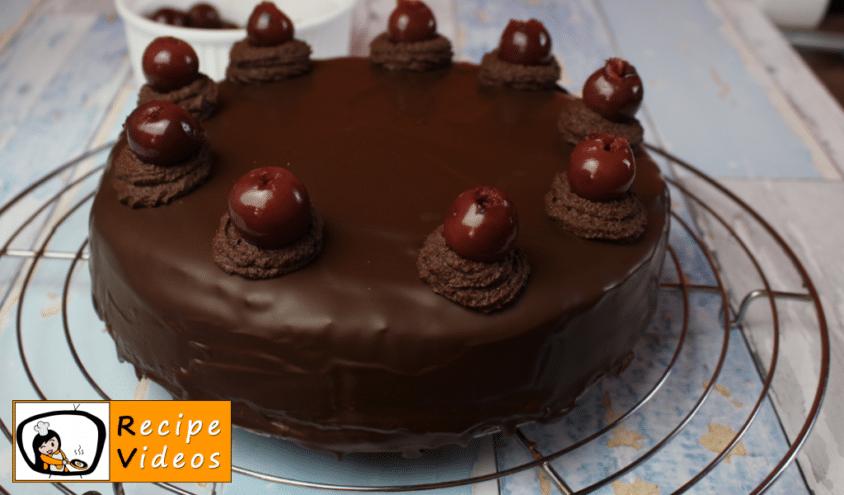 Goosefoot cake recipe, prepping Goosefoot cake step 12