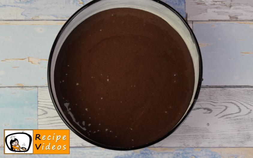 Goosefoot cake recipe, prepping Goosefoot cake step 4