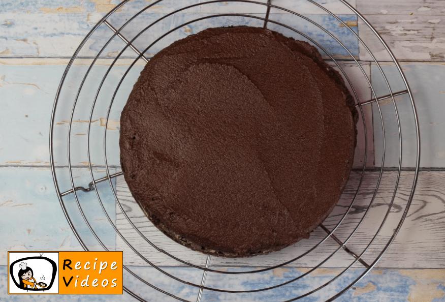 Goosefoot cake recipe, prepping Goosefoot cake step 9