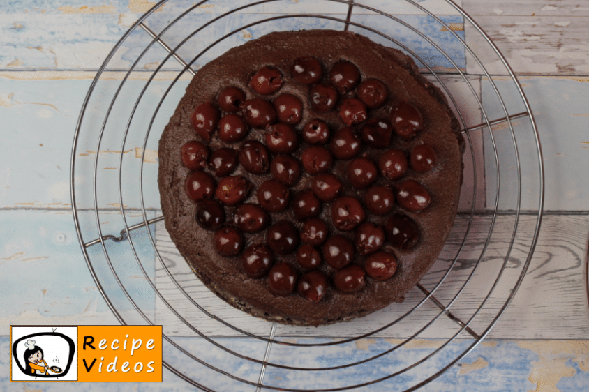 Goosefoot cake recipe, how to make Goosefoot cake step 10