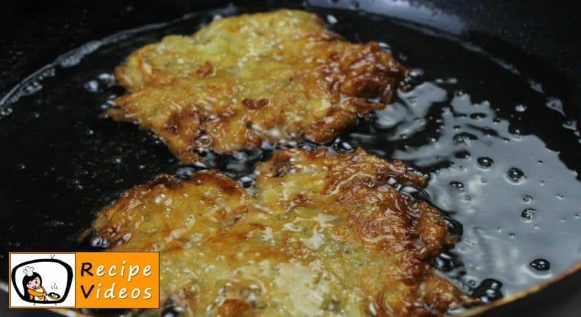 Hash browned potatoes recipe, prepping Hash browned potatoes step 5