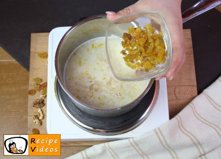 Homemade Gundel pancakes recipe, prepping Homemade Gundel pancakes step 4
