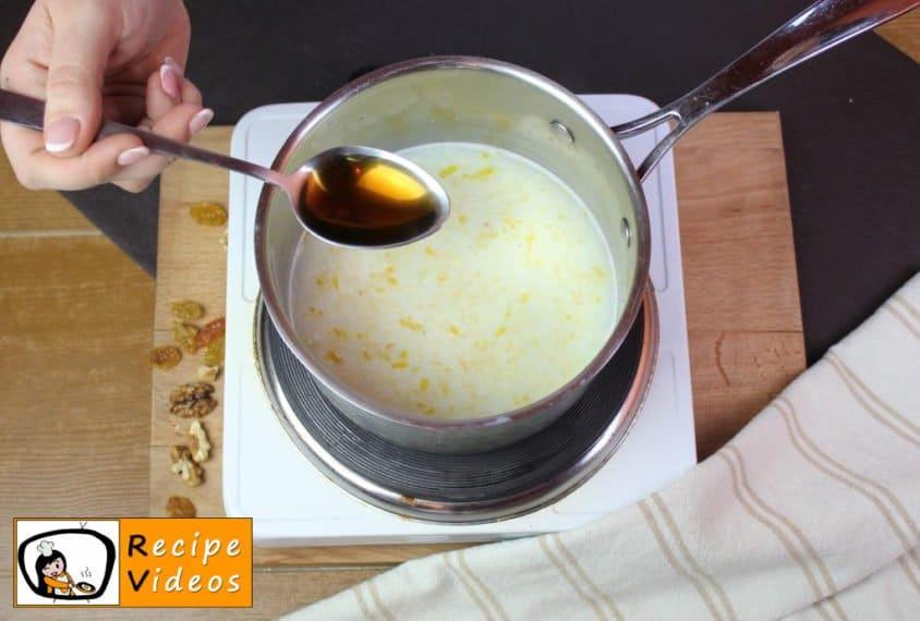 Homemade Gundel pancakes recipe, prepping Homemade Gundel pancakes step 5