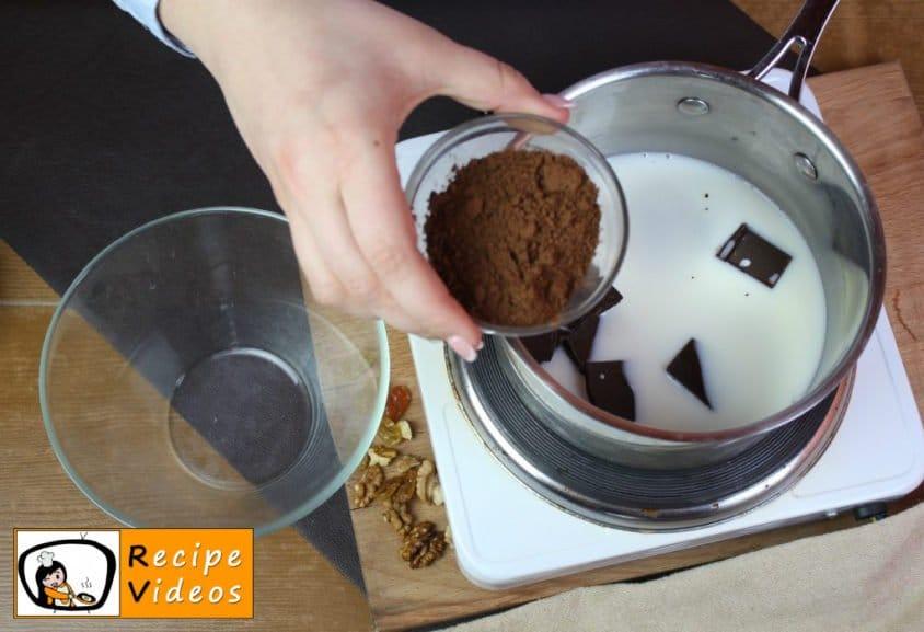 Homemade Gundel pancakes recipe, prepping Homemade Gundel pancakes step 6
