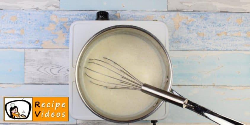 Honey cream cake recipe, prepping Honey cream cake step 4