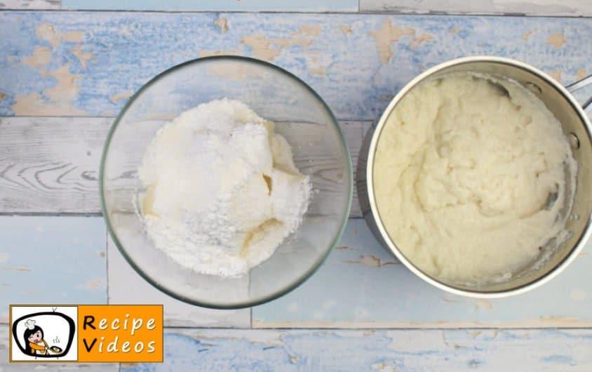 Honey cream cake recipe, prepping Honey cream cake step 5