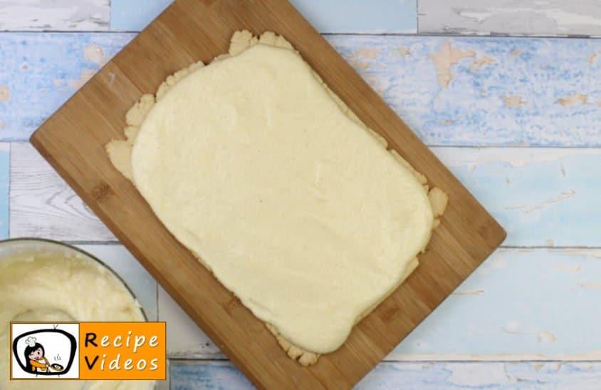 Honey cream cake recipe, prepping Honey cream cake step 7