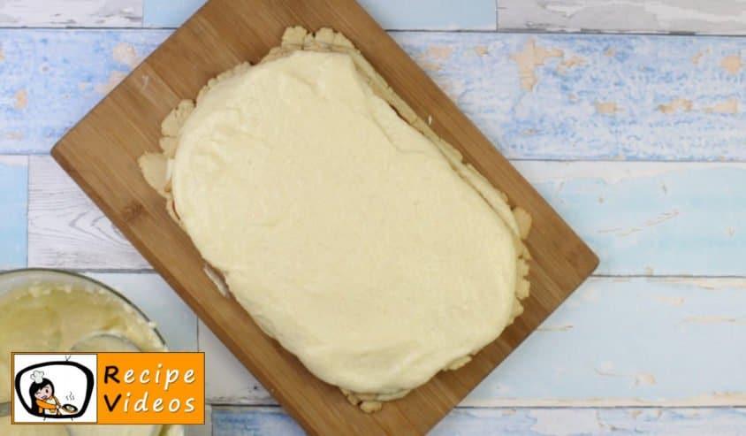 Honey cream cake recipe, prepping Honey cream cake step 9