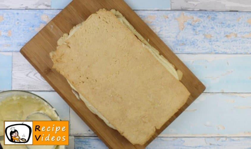 Honey cream cake recipe, prepping Honey cream cake step 10