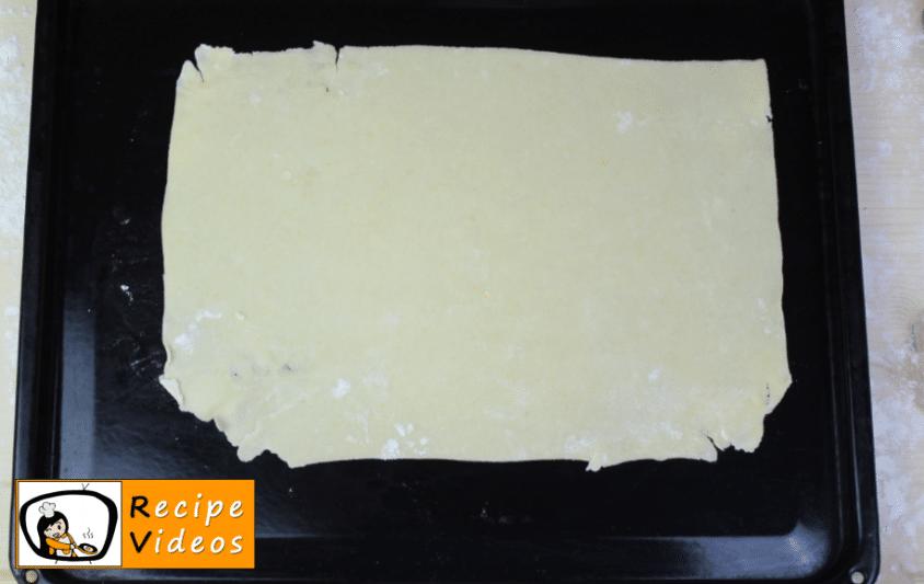 Honey cream cake recipe, prepping Honey cream cake step 3
