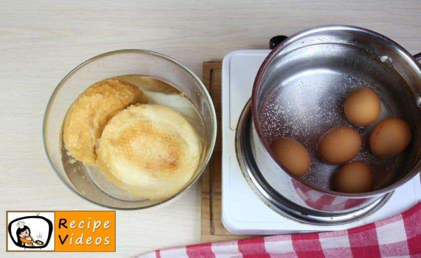 Meatloaf recipe, prepping Meatloaf step 1