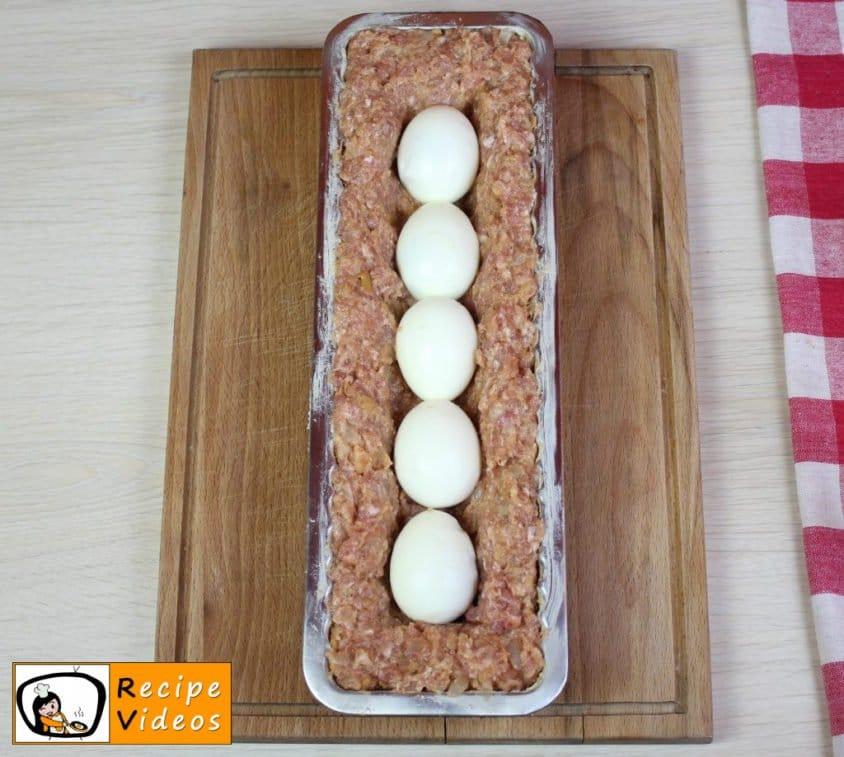 Meatloaf recipe, prepping Meatloaf step 4