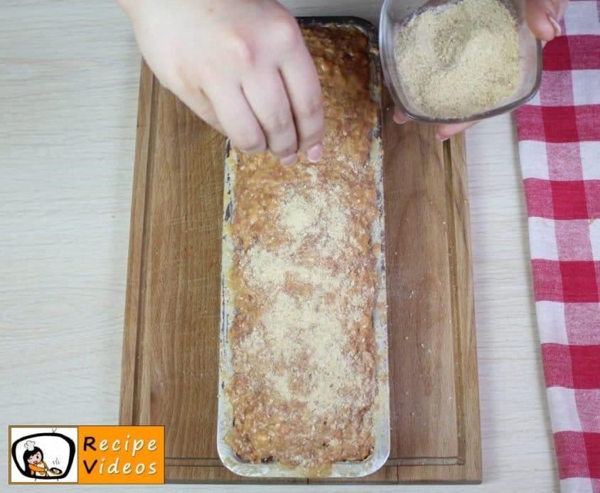 Meatloaf recipe, prepping Meatloaf step 6