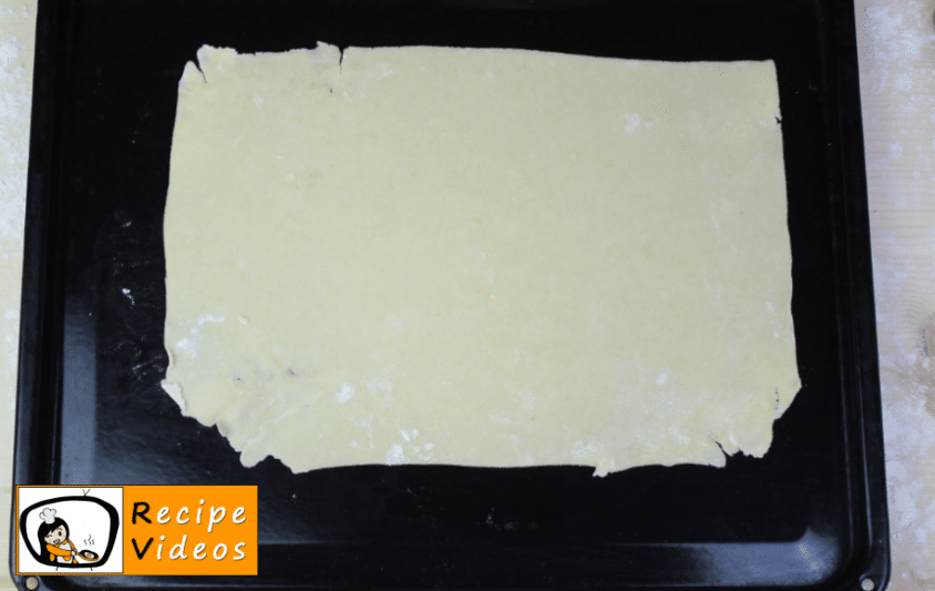 Mimosa slices recipe, how to make Mimosa slices step 3