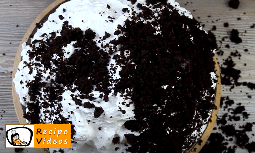 Molehill cake recipe, how to make Molehill cake step 11