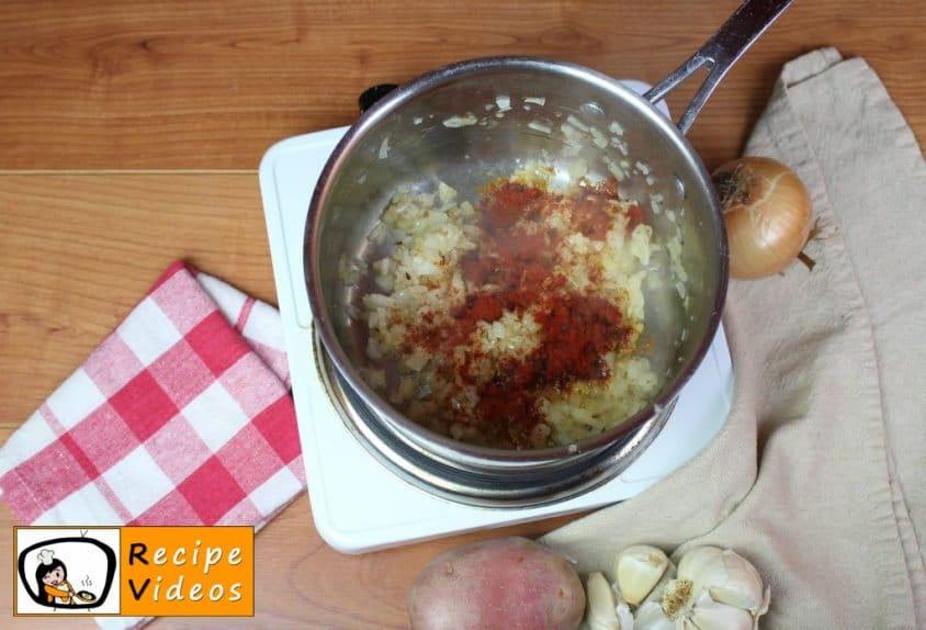 Paprika potatoes recipe, prepping Paprika potatoes step 1