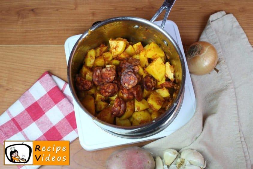 Paprika potatoes recipe, prepping Paprika potatoes step 4