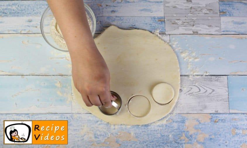 Sheep curd scones recipe, prepping Sheep curd scones step 2