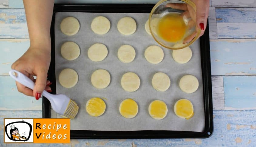 Sheep curd scones recipe, prepping Sheep curd scones step 4