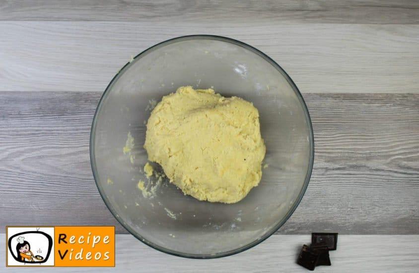 Vanilla rings recipe, prepping Vanilla rings step 2
