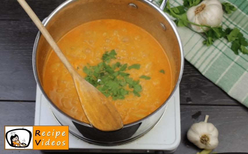 Wax beans stew recipe, how to make Wax beans stew step 8