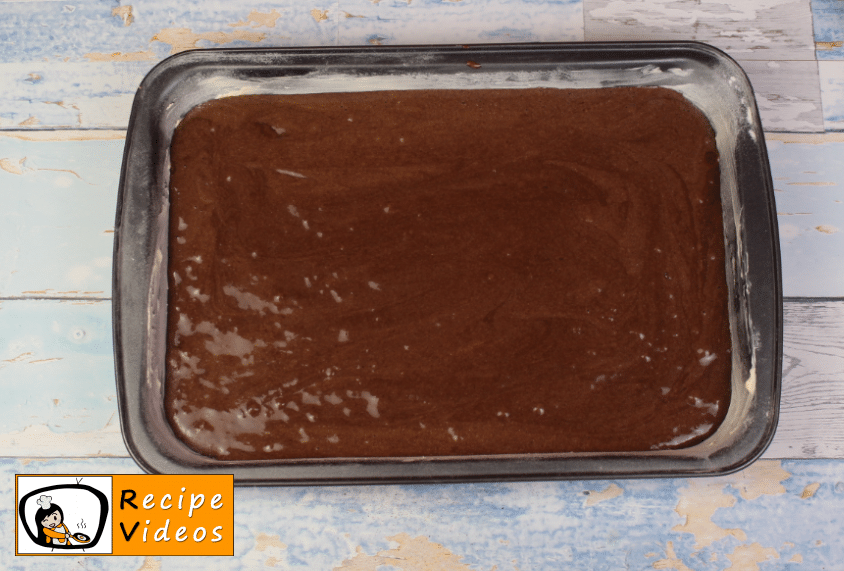 Cocoa curd cake recipe, how to make Cocoa curd cake step 5