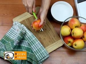 Apple rose tart recipe, how to make Apple rose tart step 1