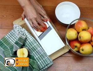 Apple rose tart recipe, how to make Apple rose tart step 2