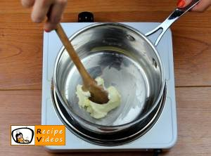 Apple rose tart recipe, how to make Apple rose tart step 4