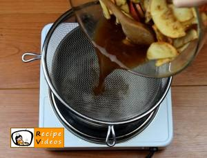 Apple rose tart recipe, how to make Apple rose tart step 5