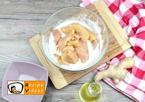 Aromatic and tender chicken breast recipe, prepping Aromatic and tender chicken breast step 3