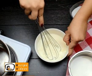 Banana cream cake recipe, how to make Banana cream cake step 4