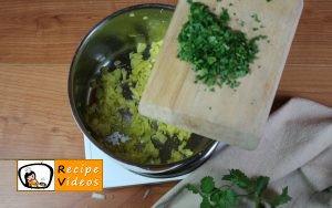 Broccoli cream soup recipe, prepping Broccoli cream soup step 3