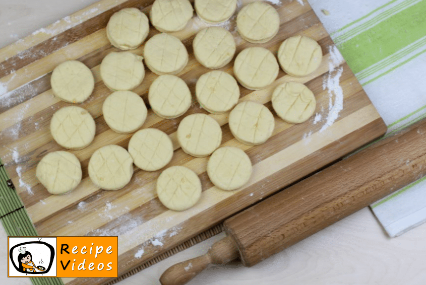 Butter scones recipe, how to make Butter scones step 6