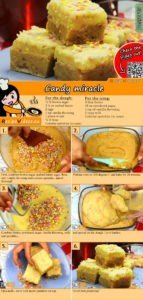 Candy miracle recipe with video