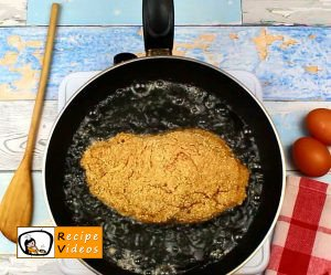Cheese stuffed tomato chicken breast recipe, how to make Cheese stuffed tomato chicken breast step 3