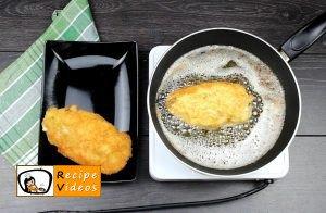 Chicken Kiev recipe, prepping Chicken Kiev step 4