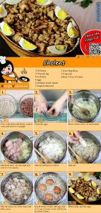 Cholent recipe with video