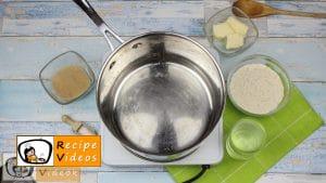 Churro muffins with vanilla ice cream recipe, prepping Churro muffins with vanilla ice cream step 1
